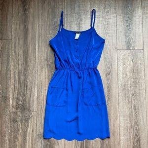 Aqua Medium Dress